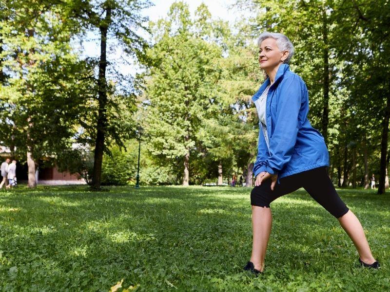 como perder barriga na menopausa